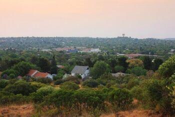 Dan Pienaar, Bloemfontein, Free State
